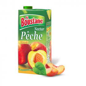 Al-Boustane Nectar Peche 1L