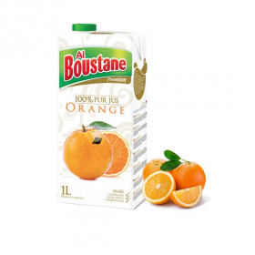 Al-Boustane Orange Pur Jus 1L