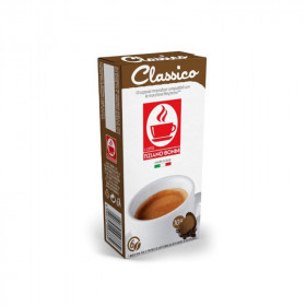 Décaféiné capsules Caffè Bonini compatibles Nespresso