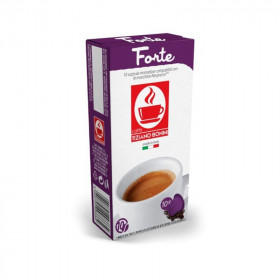 Eccelso capsules Caffè Bonini compatibles Nespresso