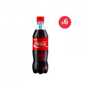 Coca-cola Pack 0.5L X6