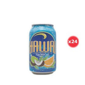 Hawai Canette Pack 33CL X24