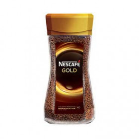 Nescafe soluble Gold 100g