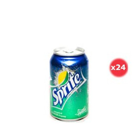 Sprite Canette Pack 33CL X24