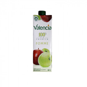 Valencia jus pomme 1L