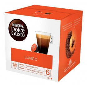Lungo Nescafé Dolce Gusto x 16 Capsules