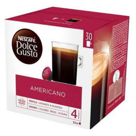 Americano Nescafé Dolce Gusto x 16 Capsules