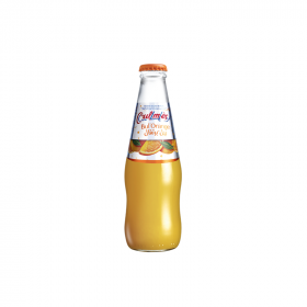 Oulmès Fruitée Bul Orange Verre 25cl
