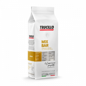 TRUCILLO MIX-BAR 1 kg (grain de café corsé et fort )