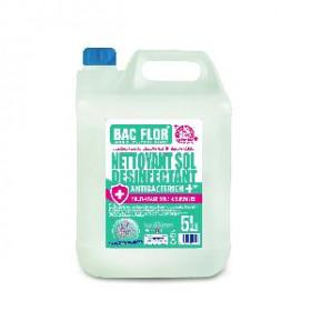 BACFLOR  désinfectant multi usage -5l