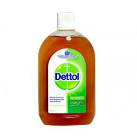 Dettol antiseptique désinfectant 500ML